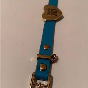 Blue JuIcy Couture Bracelet